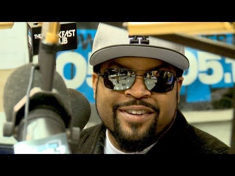 The Breakfast Club: Ice Cube Interview