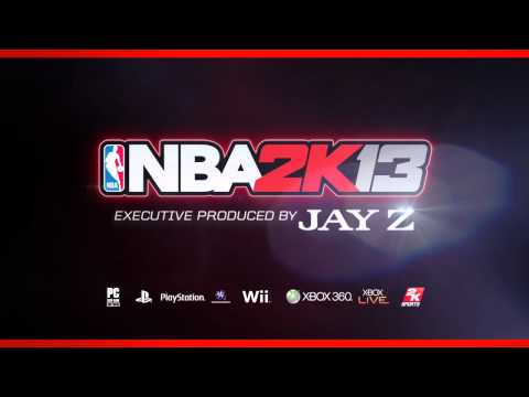 Jay-Z Is Exec. Producing NBA2K13