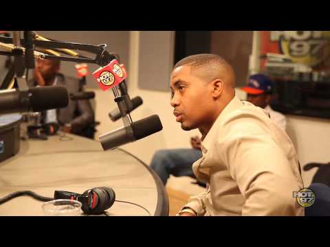 Nas Talks to Funk Flex About Kelis's Reaction to