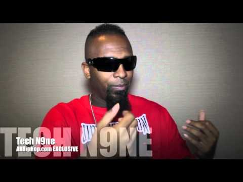 Tech N9ne Reveals Collaboration Plans For New Album