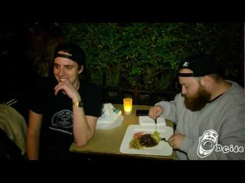 Dinner w/ Action Bronson + Statik Selektah Part 3