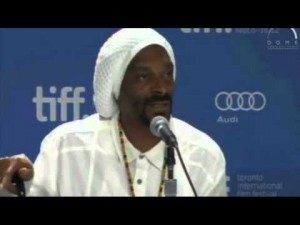 Snoop Lion Endorses Barack Obama