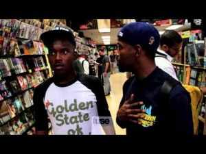 Murs + Fashawn Skatepark Interview
