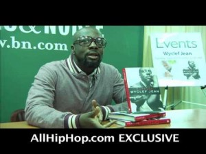 Wyclef Speaks On Lauryn Hill