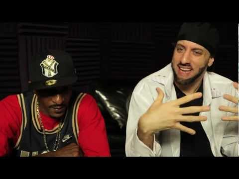Rakim & R.A. The Rugged Man Talk Big Daddy Kane Swipe