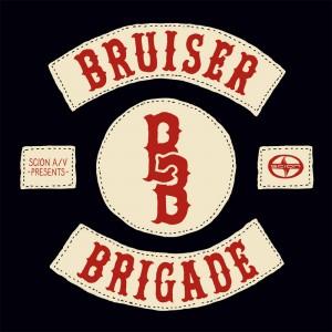 Danny Brown + Bruiser Brigade -
