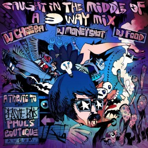 Beastie Boys' Paul's Boutique Reimagined by DJ Food, Cheeba, & Moneyshot