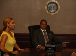 Jay-Z & Beyonce Holding Obama Fundraiser