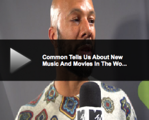 Common Says New LP Due