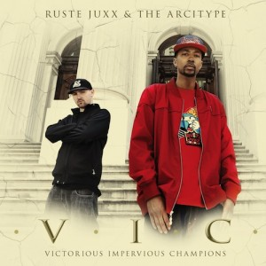 Ruste Juxx & The Arcitype -