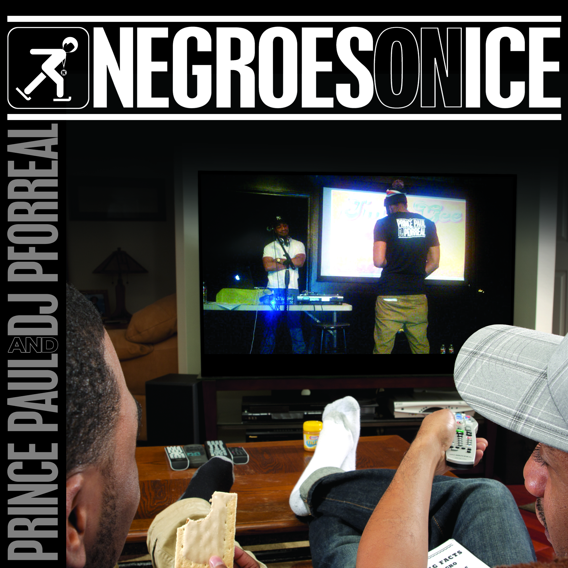 Negroes On Ice -