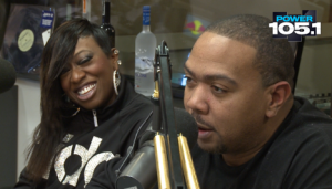 Missy Elliott & Timbaland On The Breakfast Club