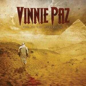 Vinnie Paz Sophomore Solo-LP
