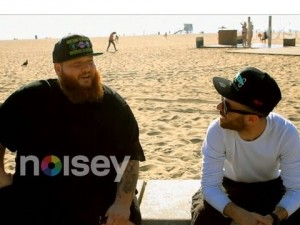 Action Bronson & Alchemist Interview Each Other (Hilarious)