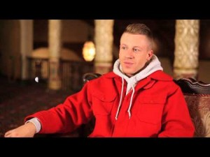 Macklemore Speaks On