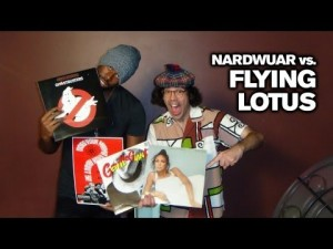Flying Lotus vs. Nardwuar