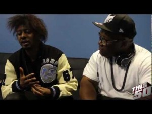 Danny Brown Interview w/ ThisIs50