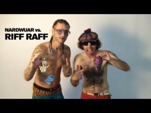 Nardwuar vs. Riff Raff