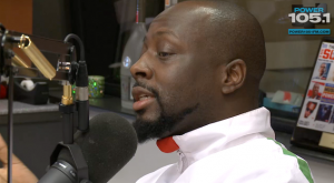 Wyclef Jean On The Breakfast Club