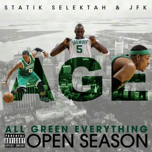 Statik Selektah + JFK - 