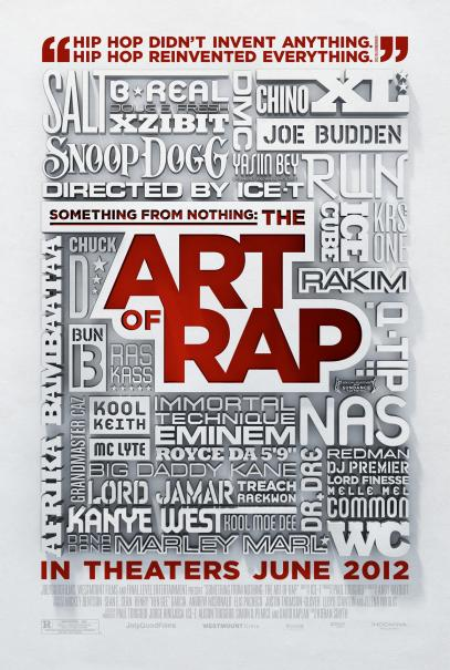 Something From Nothing: The Art Of Rap (Review)