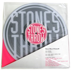 Stones Throw Serato Vinyl II / 8-Song EP Announced