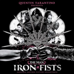 The Man With The Iron Fists Soundtrack - @@@@ (Review)