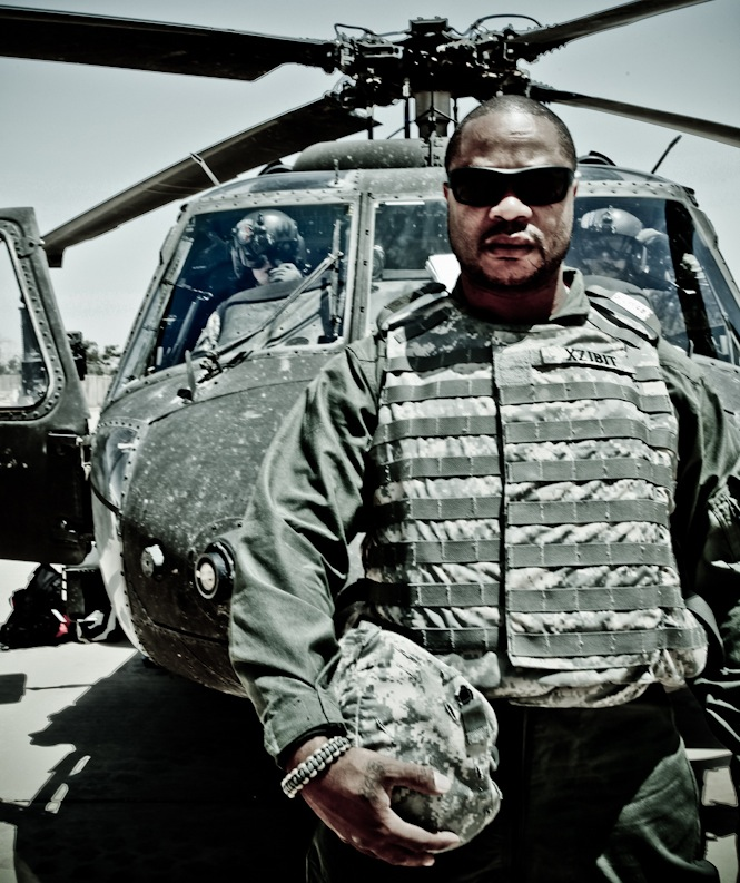 Xzibit: The Smell Of Napalm In The Morning (Exclusive Interview)