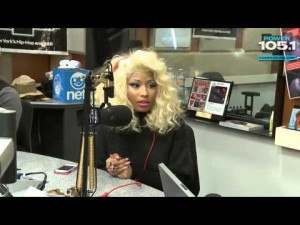 Nicki Minaj on The Breakfast Club