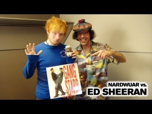 Nardwuar vs. Ed Sheeran