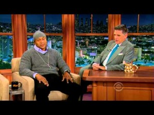 LL Cool J On Craig Ferguson