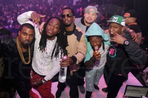Amazing Photos Of Rap Royalty At DJ Khaled's Birthday @ Liv Miami