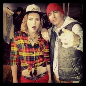 Eminem To Executive Produce Skylar Grey's Debut LP