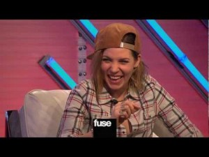 Skylar Grey Talks Eminem Relationship