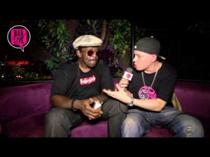 Fab 5 Freddy Interview In Bangkok