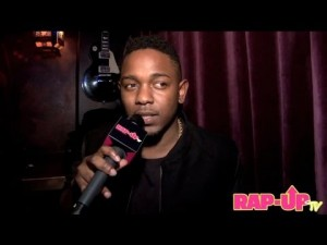 Kendrick Lamar Reveals His Favorite Album of 2012