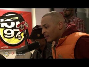 T.I. Goes On Epic Rant On Funkmaster Flex