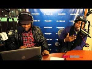 Talib Kweli Speaks On Mos Def and Freestyles On Sway In The Morning