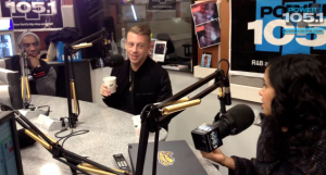 Macklemore On The Breakfast Club