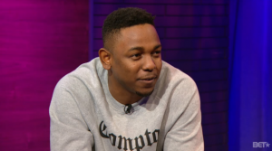 Kendrick Lamar On BET's 