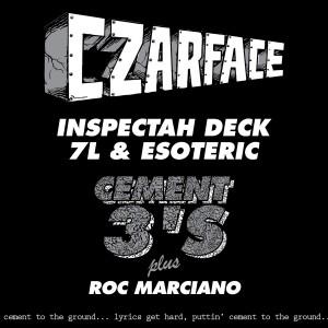 CZARFACE (Inspectah Deck + 7L & Esoteric) -