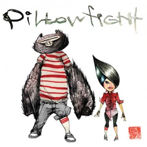 Pillowfight (Dan The Automator + Emily Wells) -