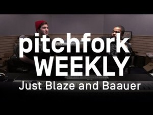 Just Blaze & Baauer Speak on