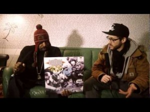 Vinyl Check with Diamond D (Interview)