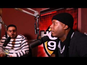 Talib Kweli Interview w/ Cipha Sounds + Peter Rosenberg