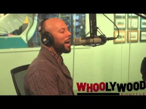 Common Interview w/ Whoo Kid
