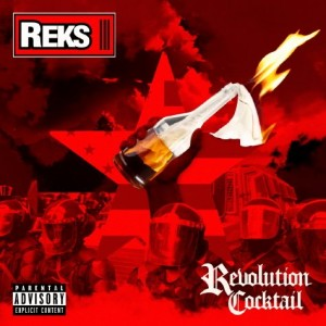 "REKS Releases Tracklisting & Artwork For ""Revolution Cocktail"""