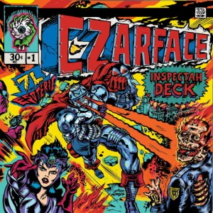  Czarface (Inspectah Deck + 7L & Esoteric) - 