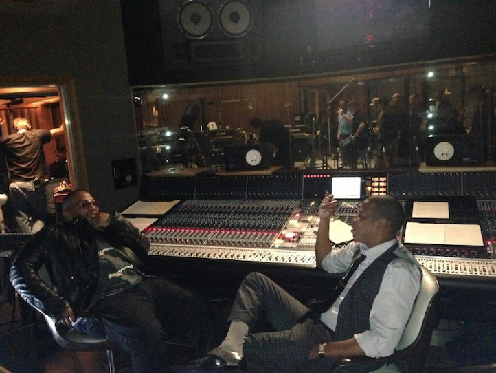 Timbaland Signs With Roc Nation