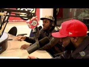 Pusha T On Funk Flex & The Combat Jack Show